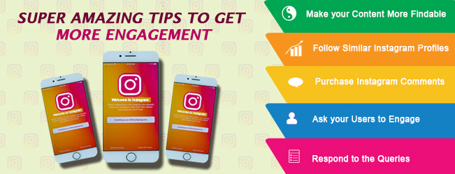Tips to Get More Engagement on instagram